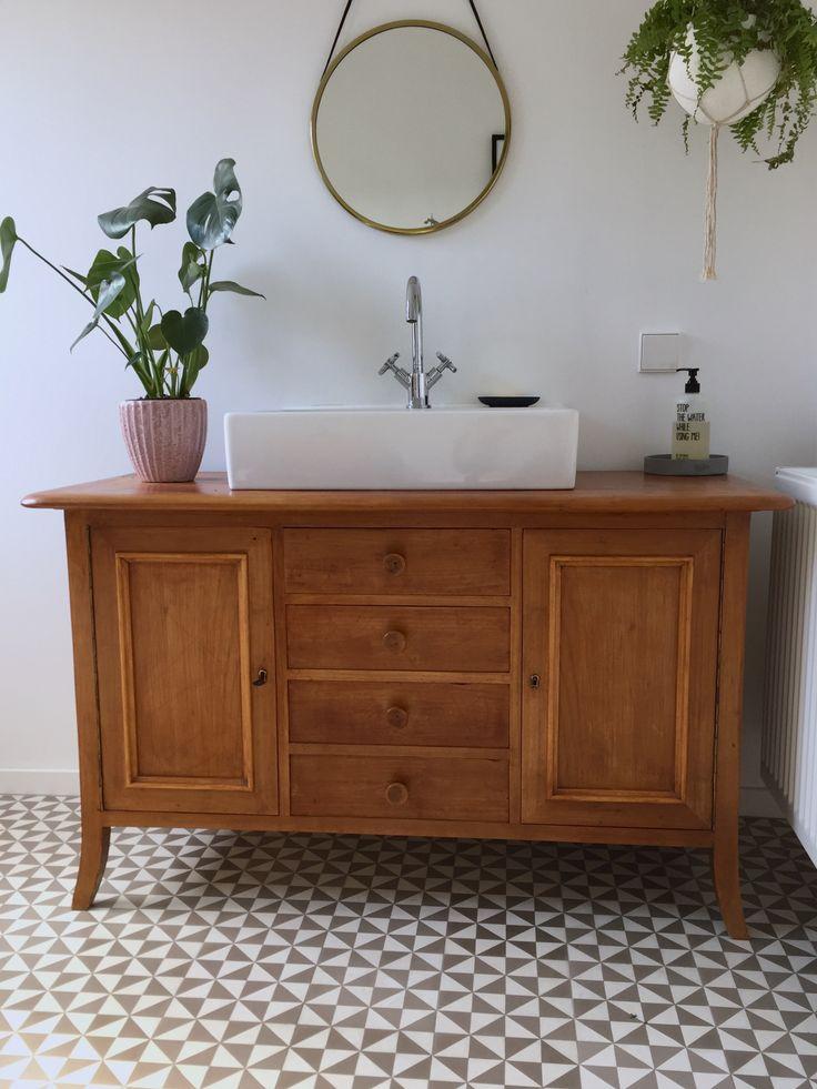 Green Bathroom. Badezimmer KommodenWaschbeckenUmfunktioniertWaschtischWirBäder  ...