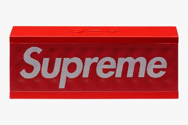 Supreme x Jawbone Jambox