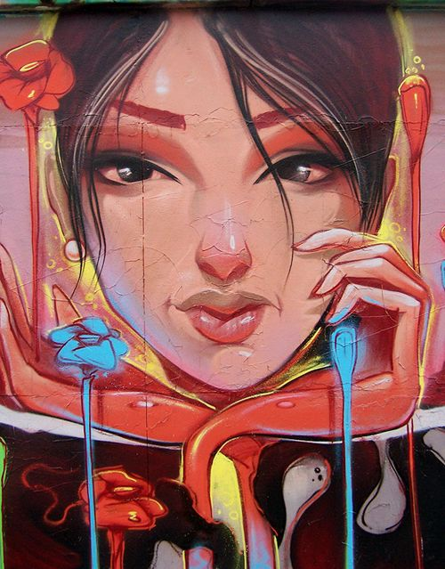 Stellar Graffiti Artworks by Georgi Dimitrov
