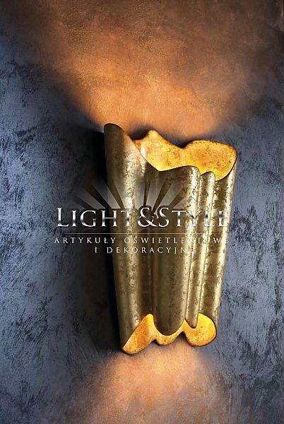 Stylnove LUNAR 8142 kinkiet - Sklep Light & Style