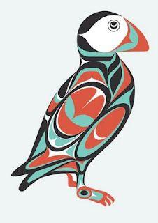 Northwest eskimo art