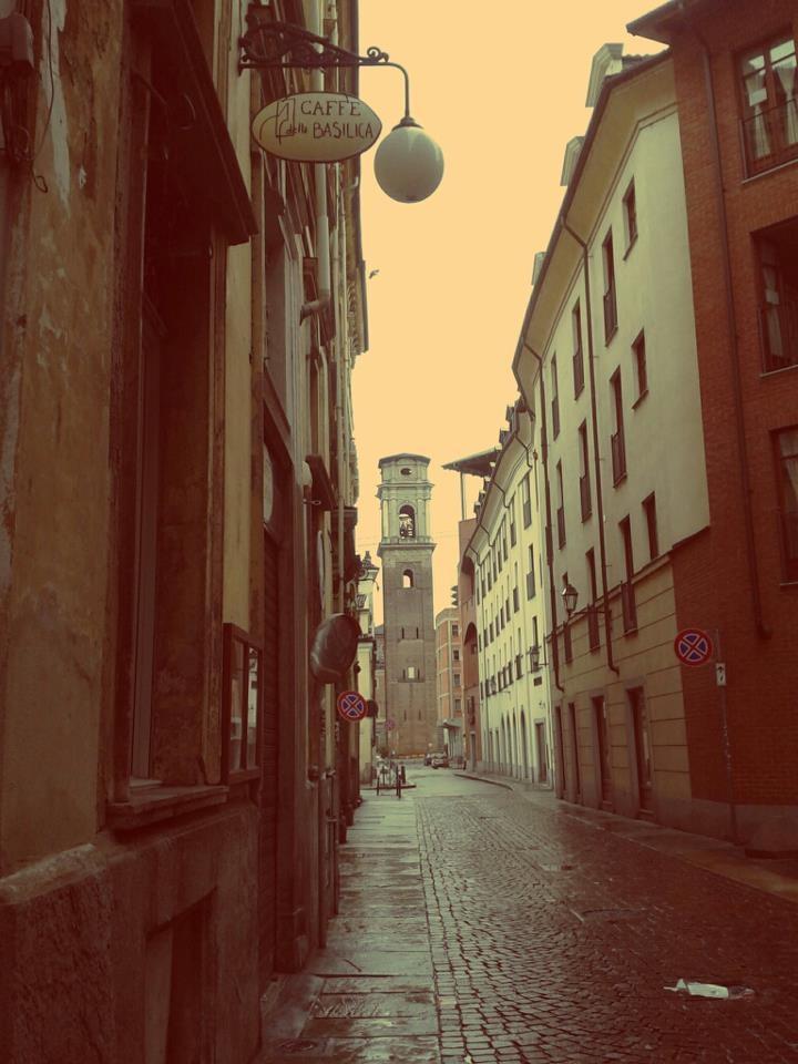 Via della Basilica