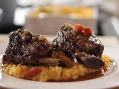 Oven-Baked Short Ribs with Porter Beer Mop Recipe | Amy Thielen | Food Network