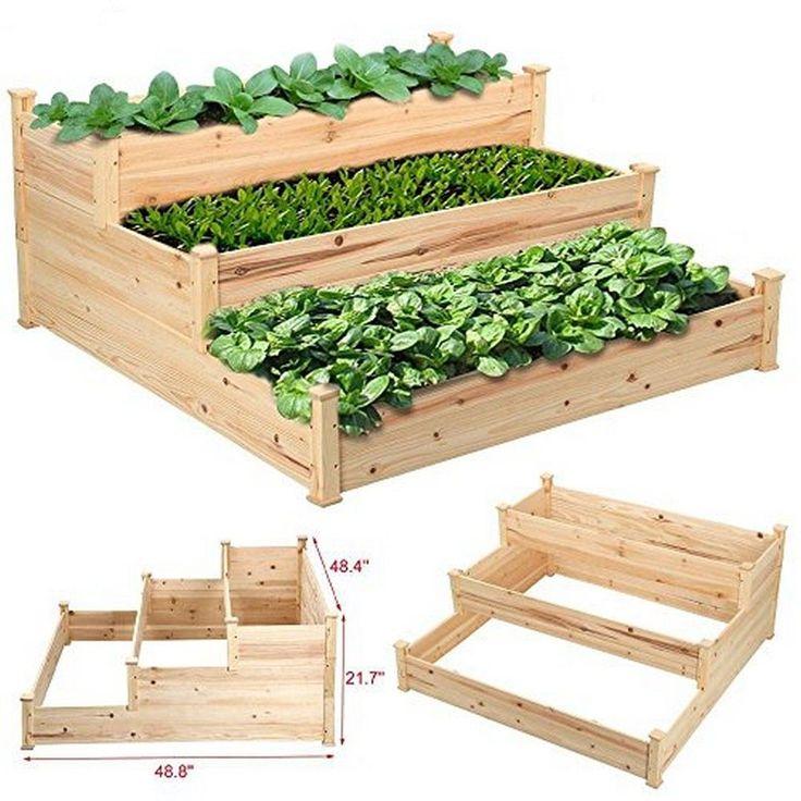18 Perfect Raised Garden Beds Layout Design