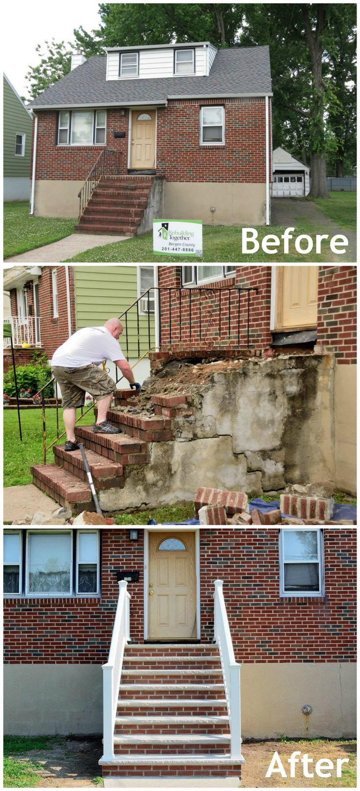 17 best images about home transformations on pinterest for Bergen garage door