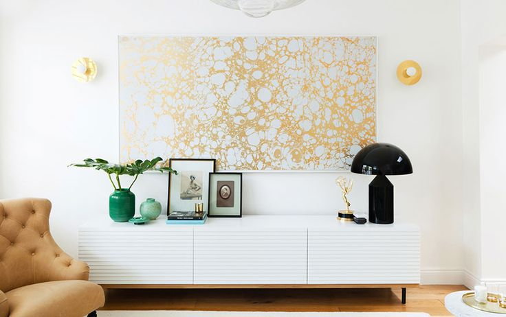 2 Lovely Gays | Cloudsley Road  #calicowallpaper #wallpaper #metallics #gold…