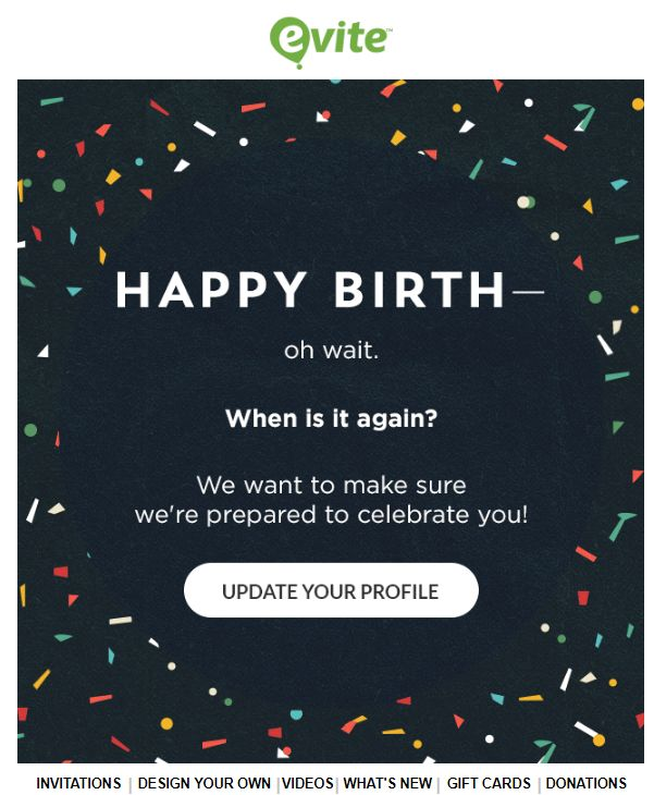 17 best Birthday Emails images on Pinterest Birthday email, Email - best of definition of invitation to bid