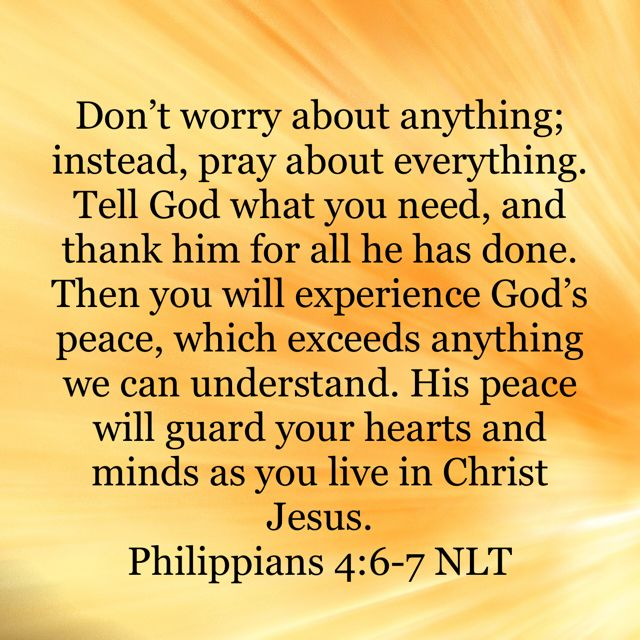 God sends a peace through the minds He created in us. He created us logical higher functioning beings. So many allow their base anger and pettiness to rule over the evidence our analytical process provides. Head over heart. God in the head leading.