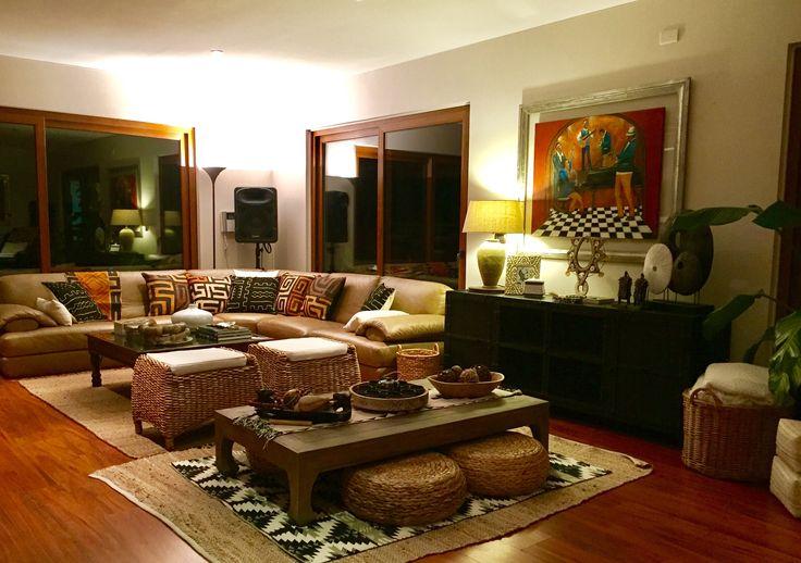 "Ethnic Tribal Family Room ""Casa Yemayá "" VyP, Chile"