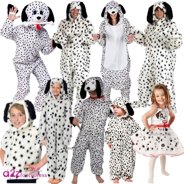 adult dalmation costumes