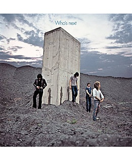 The Who: Who's Next one of my favorite albums of all time!