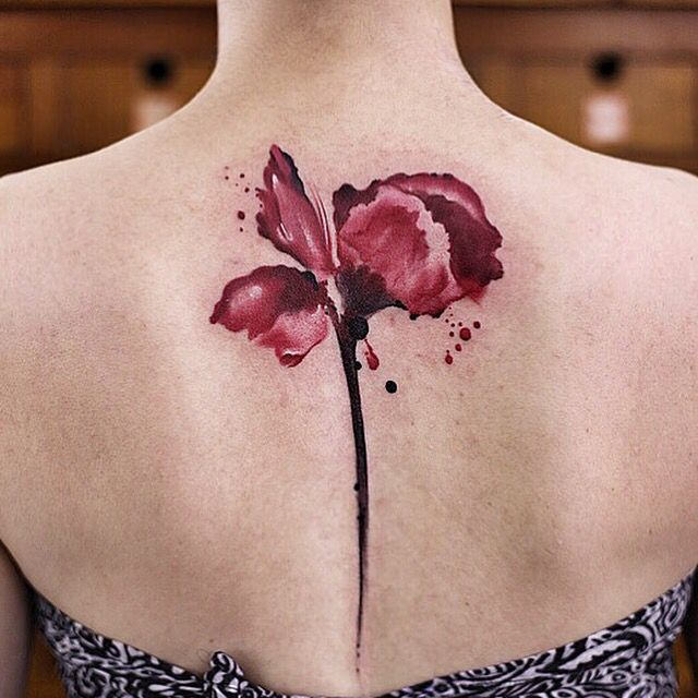 #tattoos chinese ink painting instagram:newtattoo