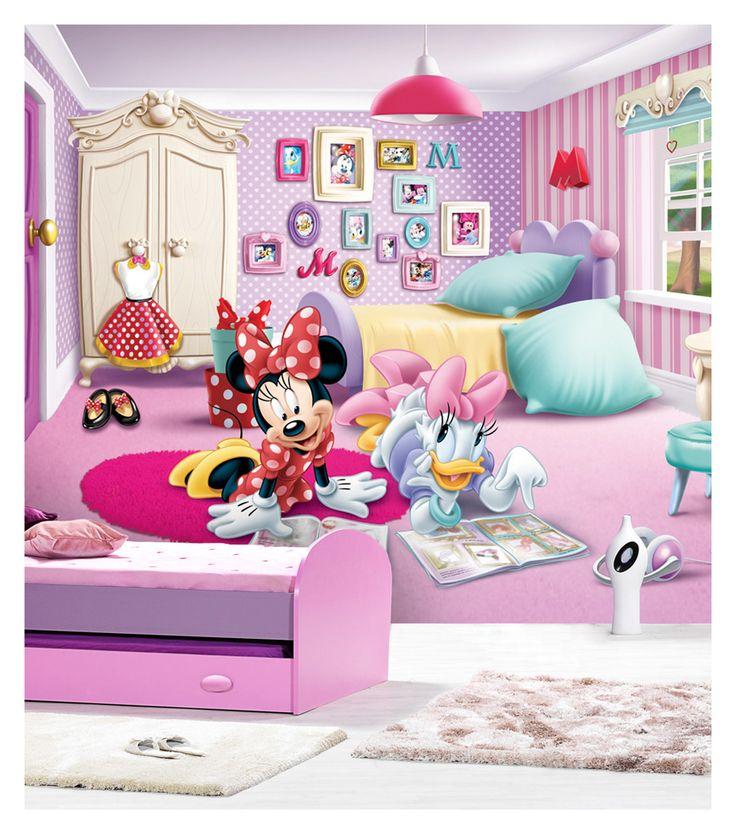 Minnie & Daisy Duvar Resmi ::