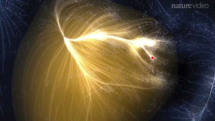 Superclusters – regions of space that are densely packed with galaxies – are the biggest structures in the Universe. But scientists have struggled to define exactly where one supercluster ends and another begins. Now, a team based in Hawaii has come up with a new technique that maps the Universe according to the flow of galaxies across space. Redrawing the boundaries of the cosmic map, they redefine our home supercluster and name it Laniakea, which means 'immeasurable heaven' in Hawaiian.