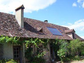 capteur solaire thermique clipsol
