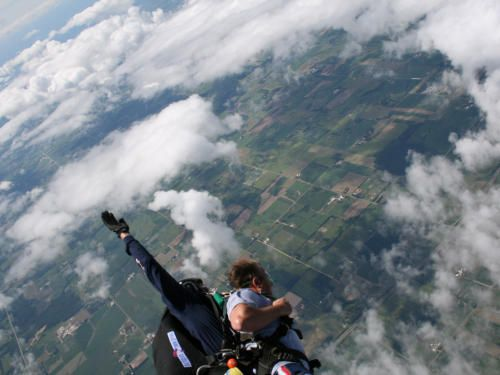 How much does skydiving cost at Skydive Twin Cities?
