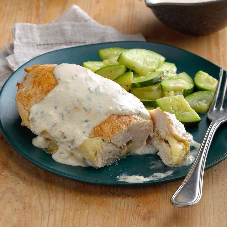 Chiles Rellenos Chicken | Recipe | Recipes, Chile relleno ...