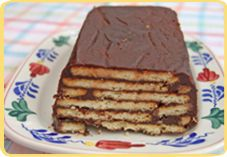 Recept voor Arretjescake zonder ei - Koopmans.com