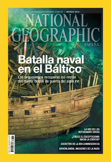 National Geographic España nº 3, marzo 2015