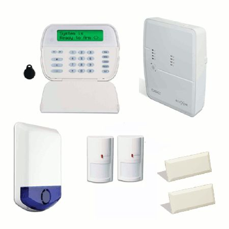 DSC Alexor Wireless Alarm System Starter Bundle For more information, videos and installation guides on the DSC Alexor Alarm System, Click herefor the Alexor brand store. The DSC Alexor System protects what you value the most. Your home is your cas http://www.MightGet.com/february-2017-2/dsc-alexor-wireless-alarm-system-starter-bundle.asp