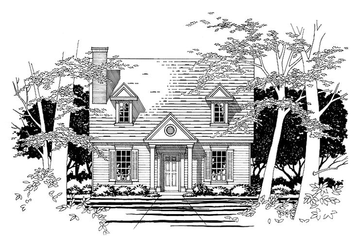411 best images about house plans on pinterest house for One story greek revival house plans