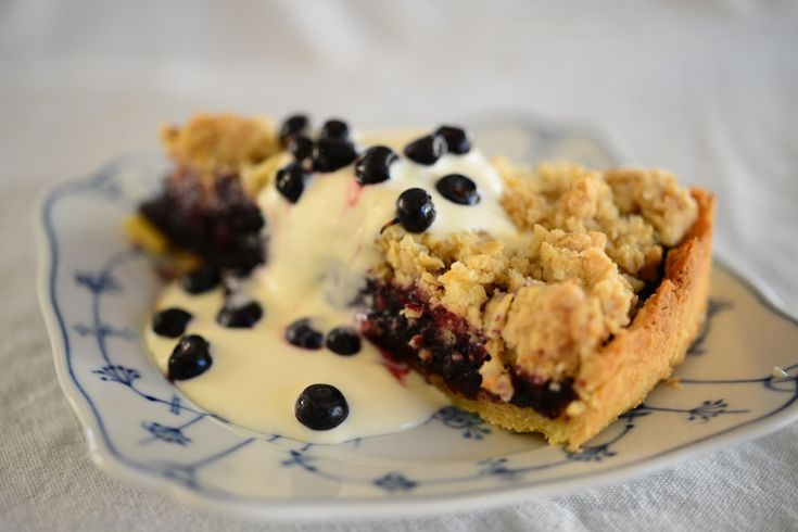 Blueberry Pie | lars essen - Rezepte & Freude am Essen