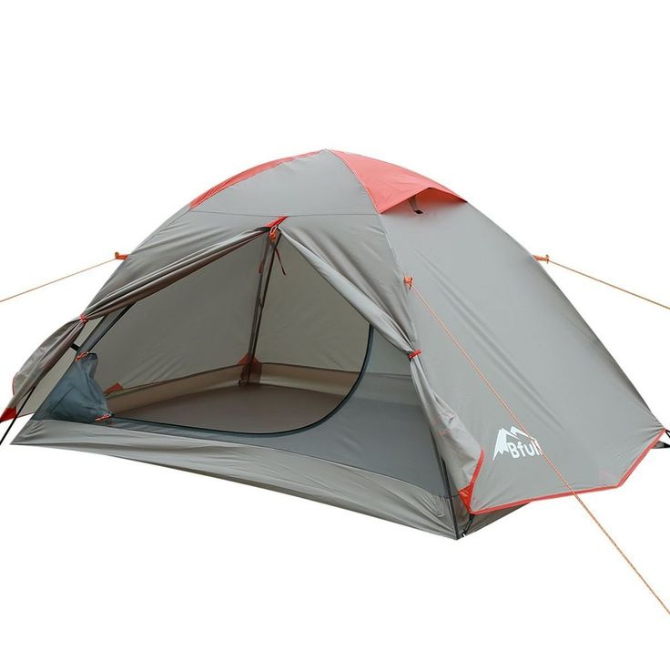 Camping Tent 3 Person Folding Waterproof Green Outdoor Hiking Family Backpacking #na #Dome
