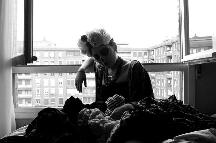 """Santa Muerte"" with Chiara Talacci"
