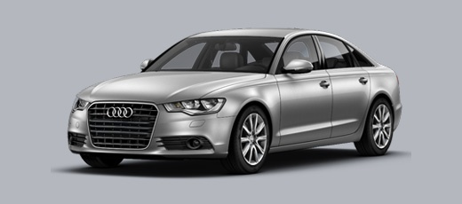 The Audi A6. Audi's mid-size sedan that allowed room for the A7 between the A6 and the A8.