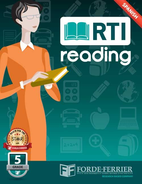 20 best staar resources images on pinterest standardized test texas staar rti response to intervention workbook grade 5 spanish fandeluxe Images