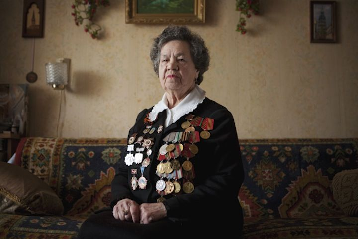 WW2 Veterans. Konstantin Suslov  This lady is amazing