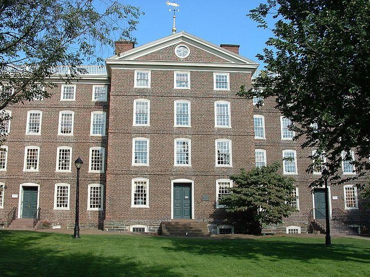 University Hall, Providence, Rhode Island