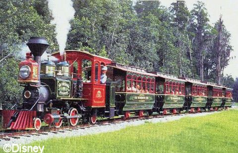 Fort Wilderness Railroad - the history of riding the rails at Disney's Fort Wilderness Resort