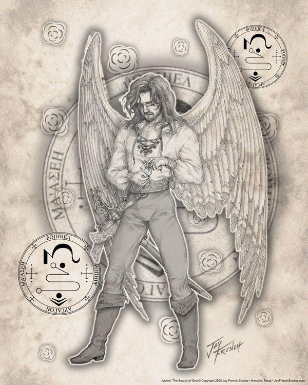 The 25+ Best Archangel Gabriel Symbol Ideas On Pinterest