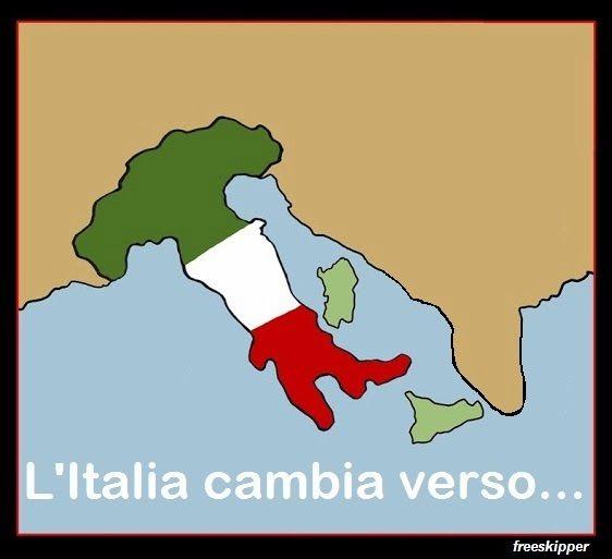 freeskipper : L'Italia cambia verso? La svolta buona? Quando...