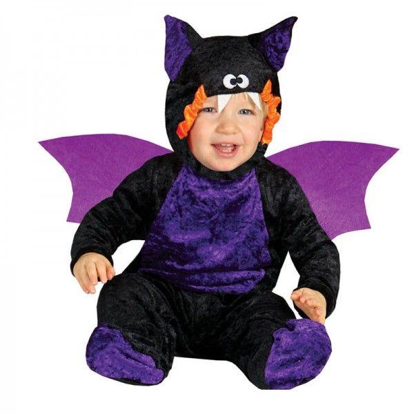 Disfraz Vampiro Bebé murciélago
