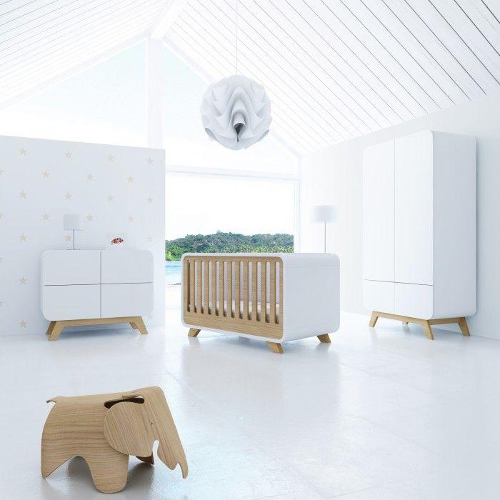 Mejores 11 imágenes de Nordic Baby Room en Pinterest | Habitaciones ...