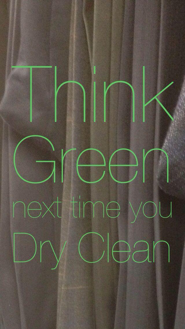 A greener Cleaner