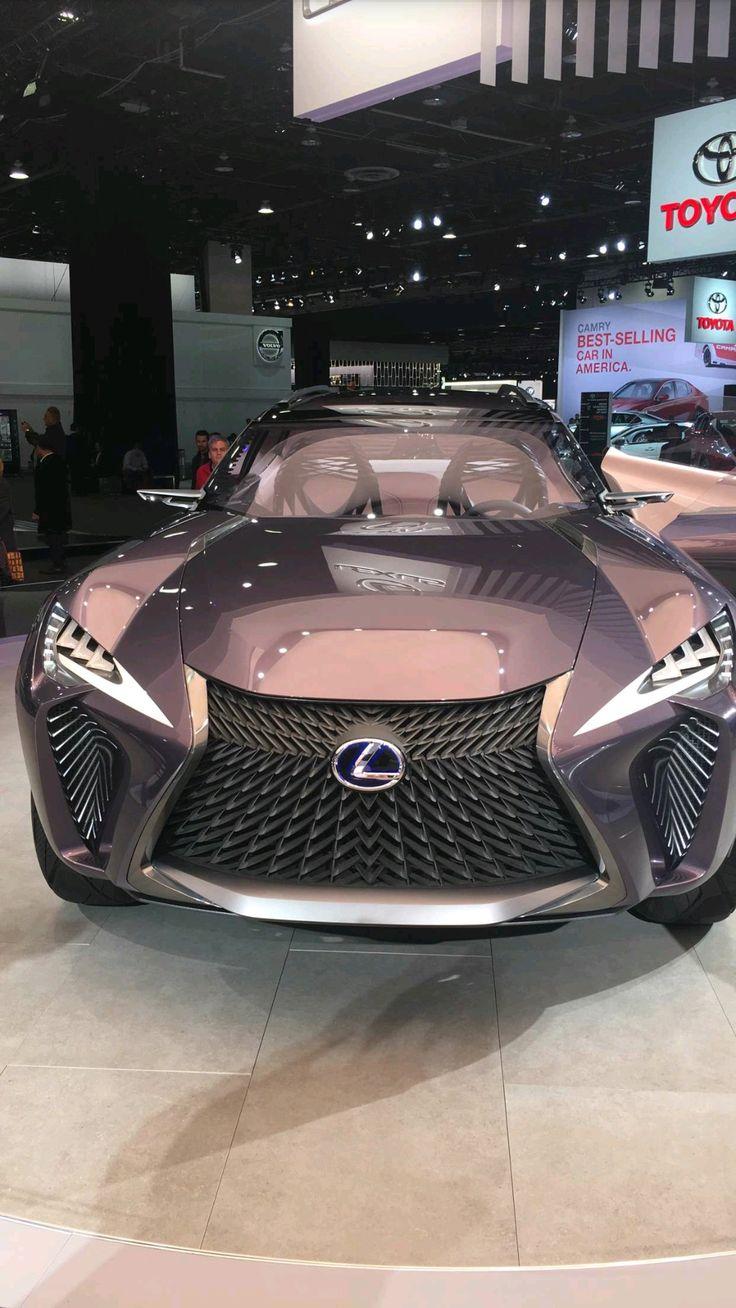 Lexus, car goals, rose gold / @riddhisinghal6