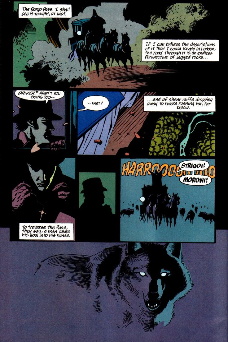 Read Bram Stokers Dracula 01 online | Read Bram Stokers Dracula online | Read Comic Books Online Free