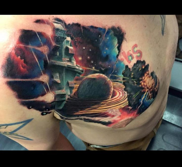 25 Best Ideas About No Regrets Tattoo On Pinterest: 27 Best Sci-fi Tattoos Images On Pinterest