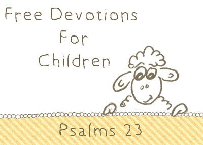 free printable devotions for kids, great resource