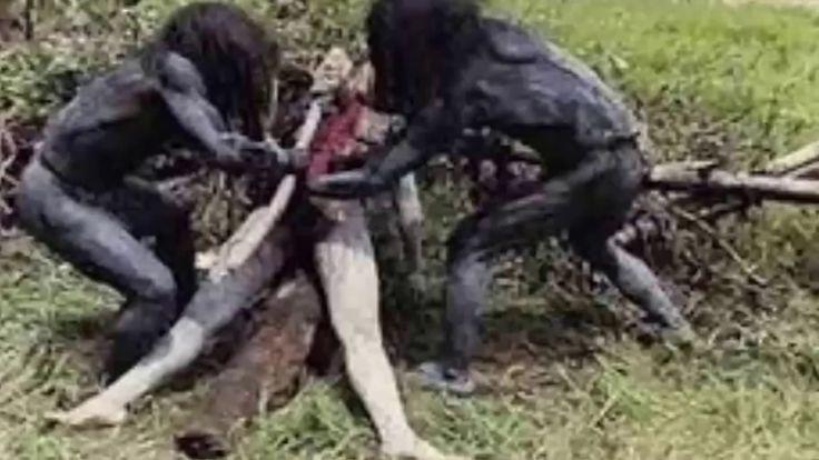 STRANGEST ASHANTI TRIBESAfrican Primitive Ritual