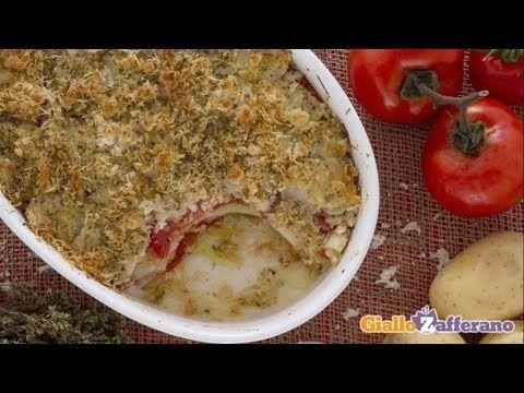 Patate raganate, la ricetta di Giallozafferano - YouTube