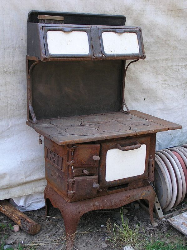For Sale: Wood Burning Cook Stove, Cast Iron - 161 Best Images About Old Wood Cooking On Pinterest Coal Stove