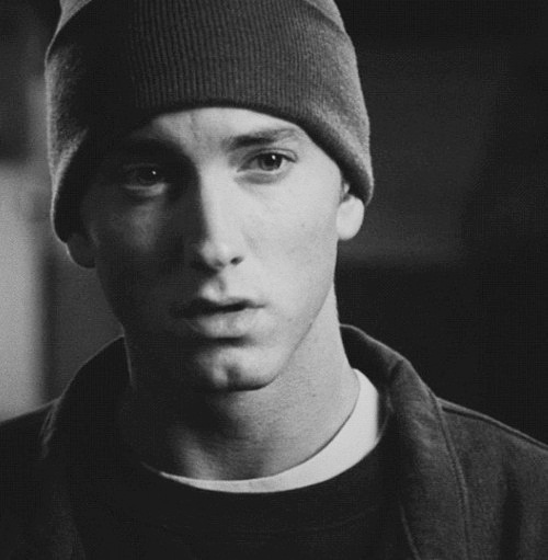i admire eminem Failure should not be overlooked in anyone, especially not those we admire eminem isn't the only artist who credits dr dre with changing his life.