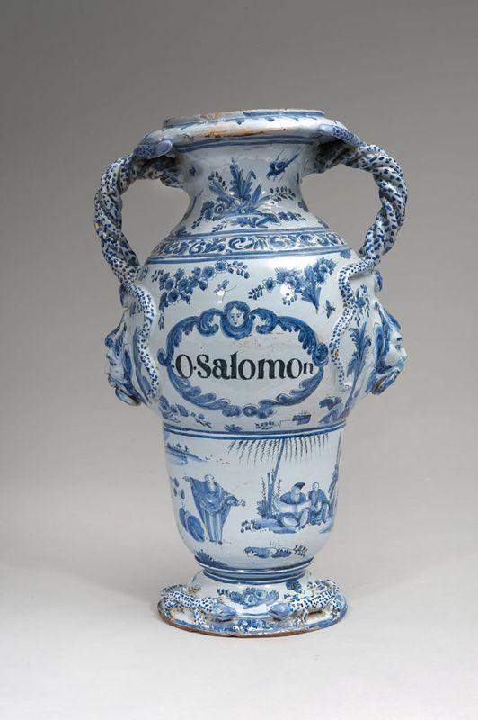 grand vase de pharmacie nevers xviie si cle hauteur 60 cm france nevers 17 18c pinterest. Black Bedroom Furniture Sets. Home Design Ideas