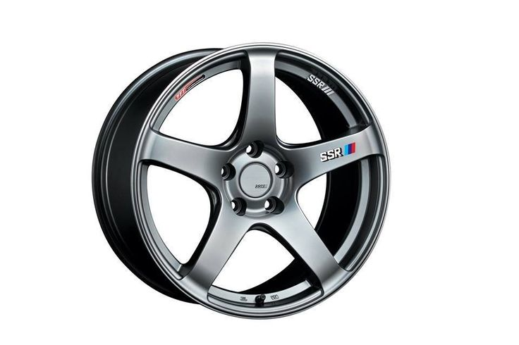 SSR GTV01     The GTV01 is described as a classic & sporty 5 spoke design with superb construction at a reasonable price point.  Comes as a set of 4.  Key