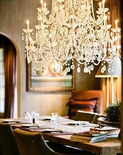 ...Beautiful, just beautiful.Lights, Decor, Bathroom Design, Dining Room, Modern Bathroom, Beautiful, Interiors Design, Crystals Chandeliers, Perfect Chand