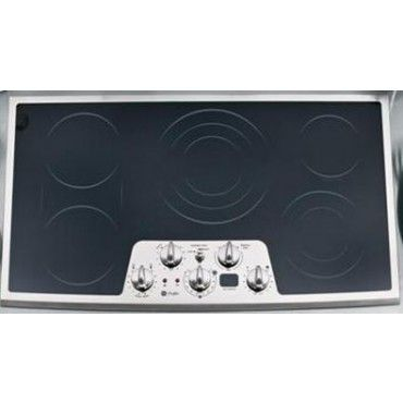 Ge Profile 36 Quot Built In Cleandesign Cooktop Stainless